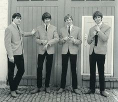 the paramounts...later became Procol Harum