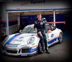 Porsche Carrera Cup Italia 2014 The Winter