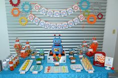 Robot Party #robot #party