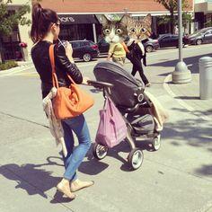 Hermès Lindy on the street