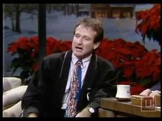 Robin Williams Interview (1987) 1/2 on Johnny Carson