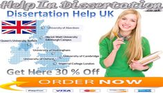#Dissertation_Help_UK - #Help_in_Dissertation is a popular academic portal that is known for offering high-end Dissertation Help the UK contribute to the students. The students can seek #professional_academic_help.  Visit Here https://www.helpindissertation.co.uk/Dissertation-Help-UK  Live Chat@ https://m.me/helpindissertation  For Android Application user  https://play.google.com/store/apps/details?id=gkg.pro.hid.clients