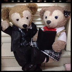 Duffy and shelliemay by @tomotatachi | Websta (Webstagram)