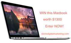 Win an Apple MacBook