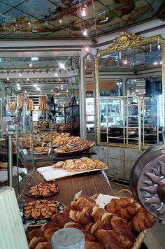 One of the best bakeries in Paris: Du Pain et des Idées