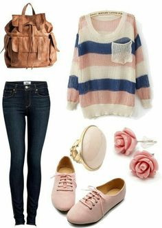 Outfit regreso a clases.