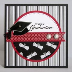 Snippets By Mendi: Some Doodlebug Cap & Gown Graduation Cards Graduation Invitations, Graduation Announcements, Masculine Cards, Creative Cards, Greeting Cards Handmade, Scrapbook Cards, Homemade Cards, Stampin Up Cards, Cardmaking