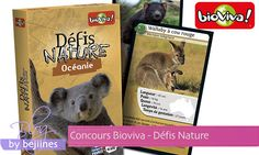 By bejiines: #Concours Bioviva - 4 jeux Défi Nature à gagner