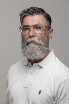 d7092740aabeb Agence de Top Modèles de plus de 40 ans - Paris. Grey BeardsLong ...