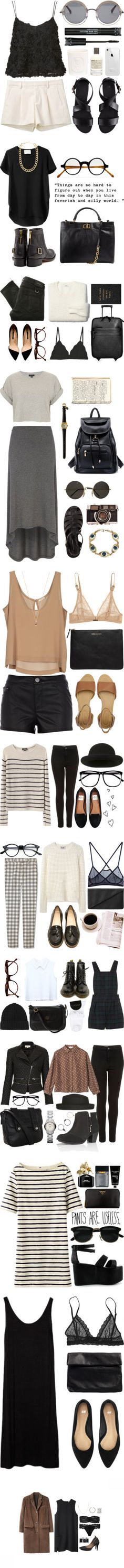 """OUTFITS3"" by sleepyhead1 ❤ liked on Polyvore"