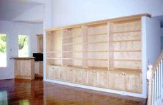 maple shelves