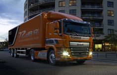 DAF presenta su camión extra silencioso CF Silent | Cadena de Suministro