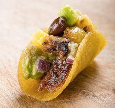 Mini Food Ideas: Wonder if we could make a mini burrito for Steven...SHHH!