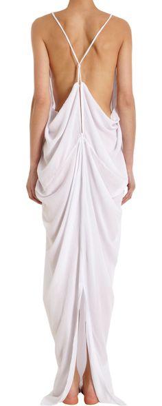 Mikoh Swimwear Driftwood Maxi Dress
