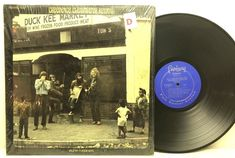 Creedence Clearwater Revival Willy and the Poor Boys CCR LP Vinyl Record Album