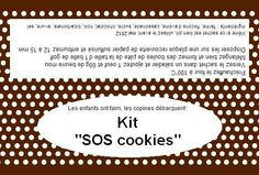 SOS cookies Mason Jar Meals, Meals In A Jar, Sos Cookies, Diy Cadeau Noel, Gifts For Cooks, Jar Gifts, Cooking With Kids, Love Images, Diy Projects To Try