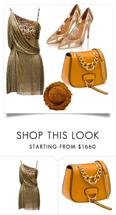 """Untitled #613"" by fashionqueen556 ❤ liked on Polyvore featuring Versace and Miu Miu"