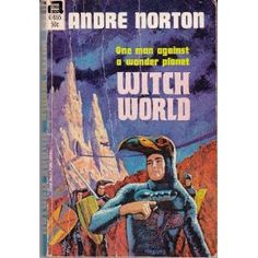 I remember Andre Norton's fantasy and SF fondly, especially her Witch World books.