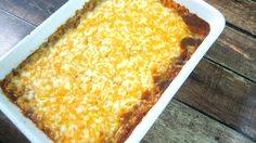 Recipe Share - Rice, Bean, and Cheese Bake - Fantastic Side Dish from Shelly's Home Life