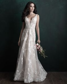 CC's Bridal Boutique offers the Allure Couture collection at a great price. Call today to verify our pricing and availability for Allure Couture dress. Allure Couture, Couture Mode, Couture Style, Gown Pictures, Wedding Dress Pictures, Bridal Dresses, Wedding Gowns, Bridesmaid Dresses, Prom Dresses