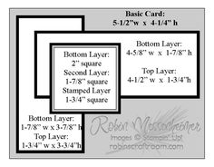 RobinsCraftRoom.com » Layout Sketch Provided