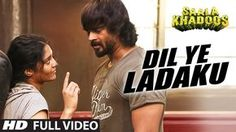 DIL YE LADAKU Full Video Song | SAALA KHADOOS | R. Madhavan Ritika Singh | T-Series