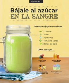 Hábitos Health Coaching | JUGO DE VERDURAS BÁJALE AL AZÚCAR EN LA SANGRE juicerblendercent...