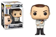 Funko Pop!: Filmes de James Bond têm seus personagens reproduzidos