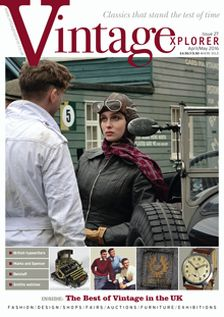 April Jewels Day - Emma Boydell, cataloguer at Fellows auctions, had . Writing Machine, Vintage Classics, British Men, Prime Time, Belstaff, Better Love, Magazine Design, About Uk, Vintage Designs