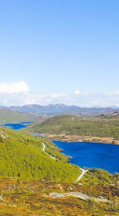 Rauland / Hardangervidda, Norway