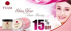 get 15% off on online shopping.