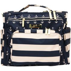 B.F.F. Diaper Bag by Ju-Ju-Be at BabyEarth.com, $165.00