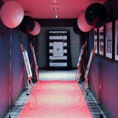 Hollywood Oscar Party Birthday Ideas Oscars