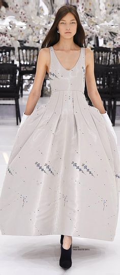 Dior Autumn-Winter 2014-2015 Haute Couture Collection