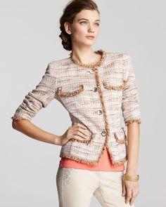 BASLER Tweed Jacket | Bloomingdale's