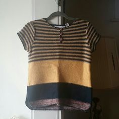 Anthropologie knit top sz s Anthropologie shirt from brand change of the moon sz  s. Never worn change of the moon  Tops Tees - Short Sleeve
