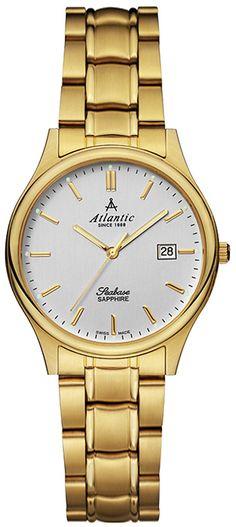 Zegarek damski Atlantic 20347.45.21 - sklep internetowy www.zegarek.net