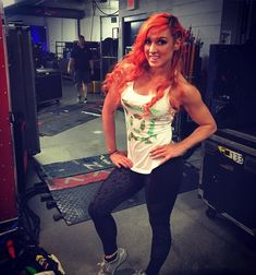 "69.2k Likes, 427 Comments - Rebecca Quin (@beckylynchwwe) on Instagram: ""Tuesday at 3pm on a Friday @progenex"""