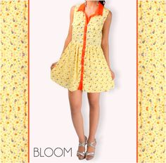 Yellow Polyester #Dresses Shop now at #bloom Only for Rs.2845 #yellowdress #Delhi #Shopbloom #DelhiFashion #DelhiShopping #Apparel #Style #ShopTillYouDrop #Womenswear #Trendy #Shortandsweet #DelhiDiaries #IndianFashion #DelhiMalls #Instamood #Dressitup #Popular #photooftheday #boutiquestore #ontrend #WeekendShopping