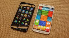 Motorola pushes budget edge with $500 Moto X, $180 Moto G phones