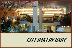 City Bakery in New York City is a great place to have a healthy Organic lunch and a wonderful Hot Chocolate. In the summer, try the iced hot chocolate...