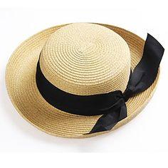 De las mujeres ahogo un poco de chile Sombrero de Paja – USD $ 10.49