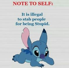 Lilo & Stitch Quotes, Amazing Animation Film for Children - an. - Lilo & Stitch Quotes, Amazing Animation Film for Children – anatolianfoods - Funny True Quotes, Funny Relatable Memes, Cute Quotes, Funny Texts, Funny Jokes, Hilarious, Funny Disney Memes, Disney Quotes, Lilo And Stitch Memes