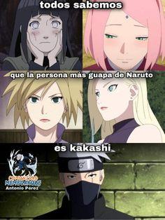 Hinata, Kakashi Sensei, Sasuke X Naruto, Naruto Anime, Naruto Uzumaki Shippuden, Me Anime, Sakura And Sasuke, Otaku Anime, Anime Chibi
