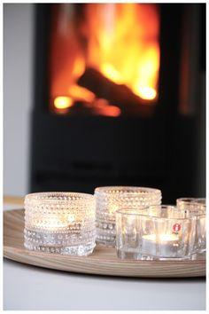sweet tea lights by Iittala
