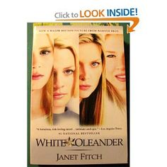 White Oleander - Great book. It is about a girl named Astrid. After her mother is sent to jail for murder, she is moved from foster home to foster home reinventing herself from home to home. They made it a movie too. Ok movie but awesome book.