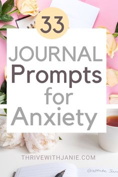 Journal prompts for anxiety are a greta way to reign in run away thoughts and to calm your anxious minds. Use the journal prompts to ease and beat anxiety naturally. Mental Health Journal, Improve Mental Health, Good Mental Health, Journal Prompts, Writing Prompts, Therapy Journal, Feeling Helpless, Mental Health Conditions, Writing About Yourself