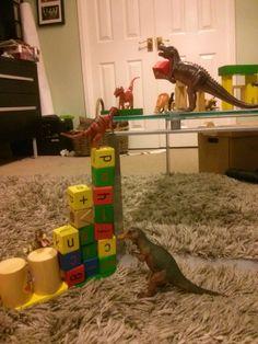 #dinovember Dinohenge