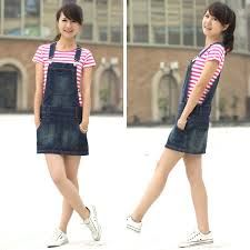 denim overall skirts - Google Search