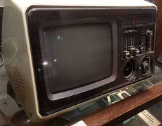 Vintage Portable TV & Radio - Made in Japan | TVs | Gumtree Australia…